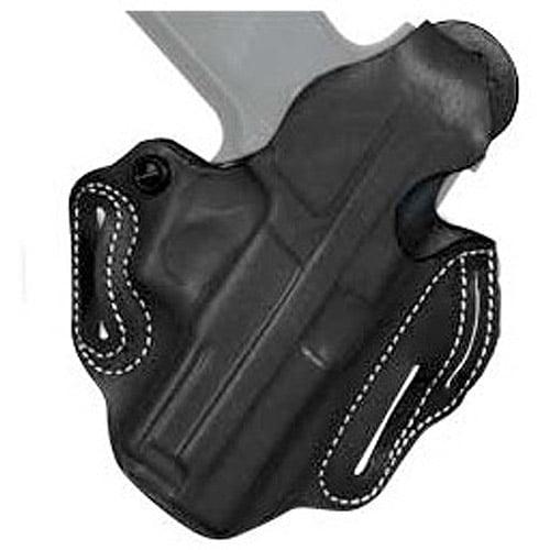Desantis Thumb Break Scabbard Belt Holster fits Glock 20 21, Right Hand, Black by Generic