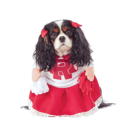 Grease Rydell High Cheerleader Pet Halloween Costume - Cheap Grease Costumes