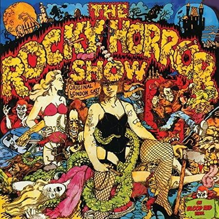 The Rocky Horror Show (Original London Cast) (Vinyl) (Rocky Horror Halloween London)