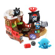 VTech Treasure Seekers Pirate Ship, Creative Role-Play Toy for Kids
