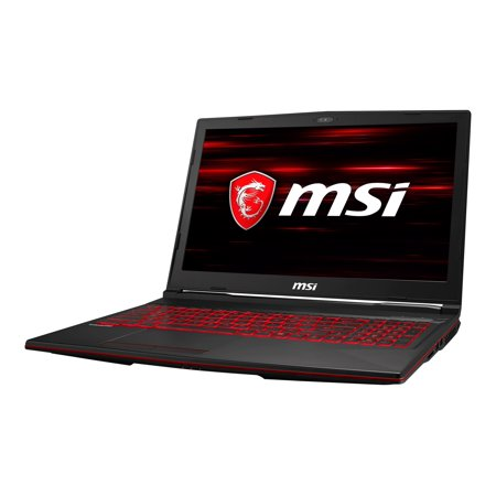 MSI GL63 Gaming Laptop 15.6