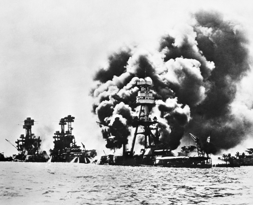 Pearl Harbor Facts: 7 Things You Never Knew About the ... |World War 2 Bombing Of Pearl Harbor