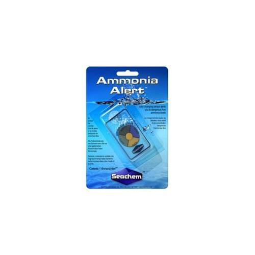 Seachem Laboratories ASM010 Ammonia Alert