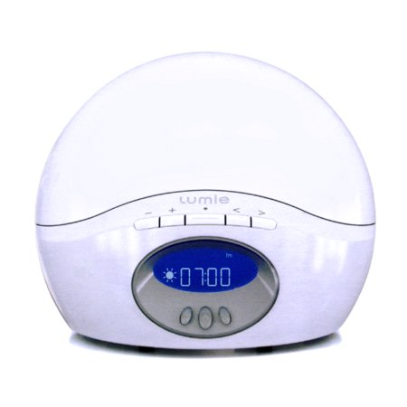 Lumie Bodyclock Active 250, Dawn Simulator Alarm Clock with FM Radio