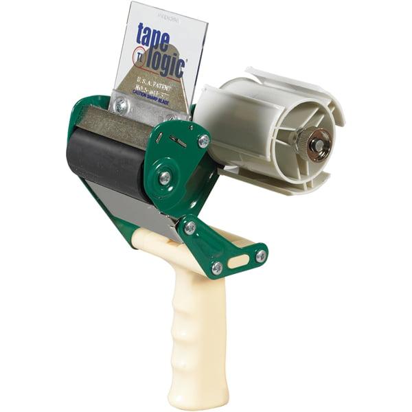 """Tape Logic 3"""" Seal Safe Carton Sealing Tape Dispenser"""