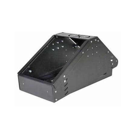 Gamber Johnson Console - Gamber-Johnson - 7160-0410 - CONSOLE BOX FORD SEDAN PI 2011+