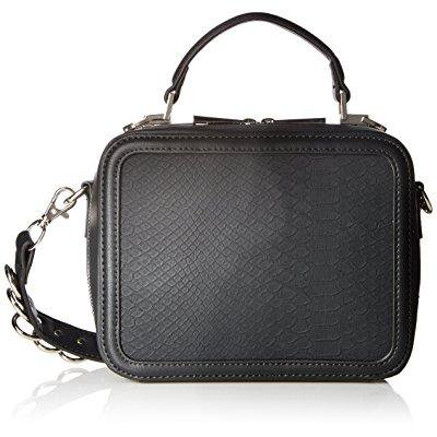 aldo olilisien cross body handbag, black ()