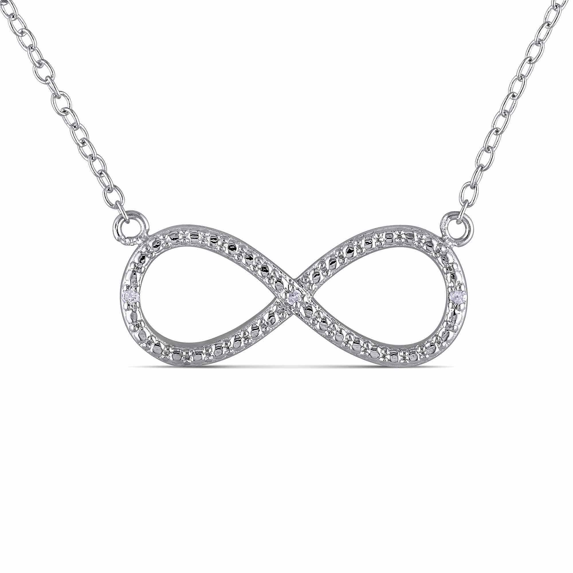 necklace everything plain silver shopping of online best product sterling infinity
