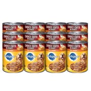 PEDIGREE CHOICE CUTS in Gravy With Chicken Canned Dog Food 13.2 Ounces