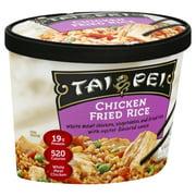 Tai Pei Fried Rice, Chicken, Tub, 11.0 OZ