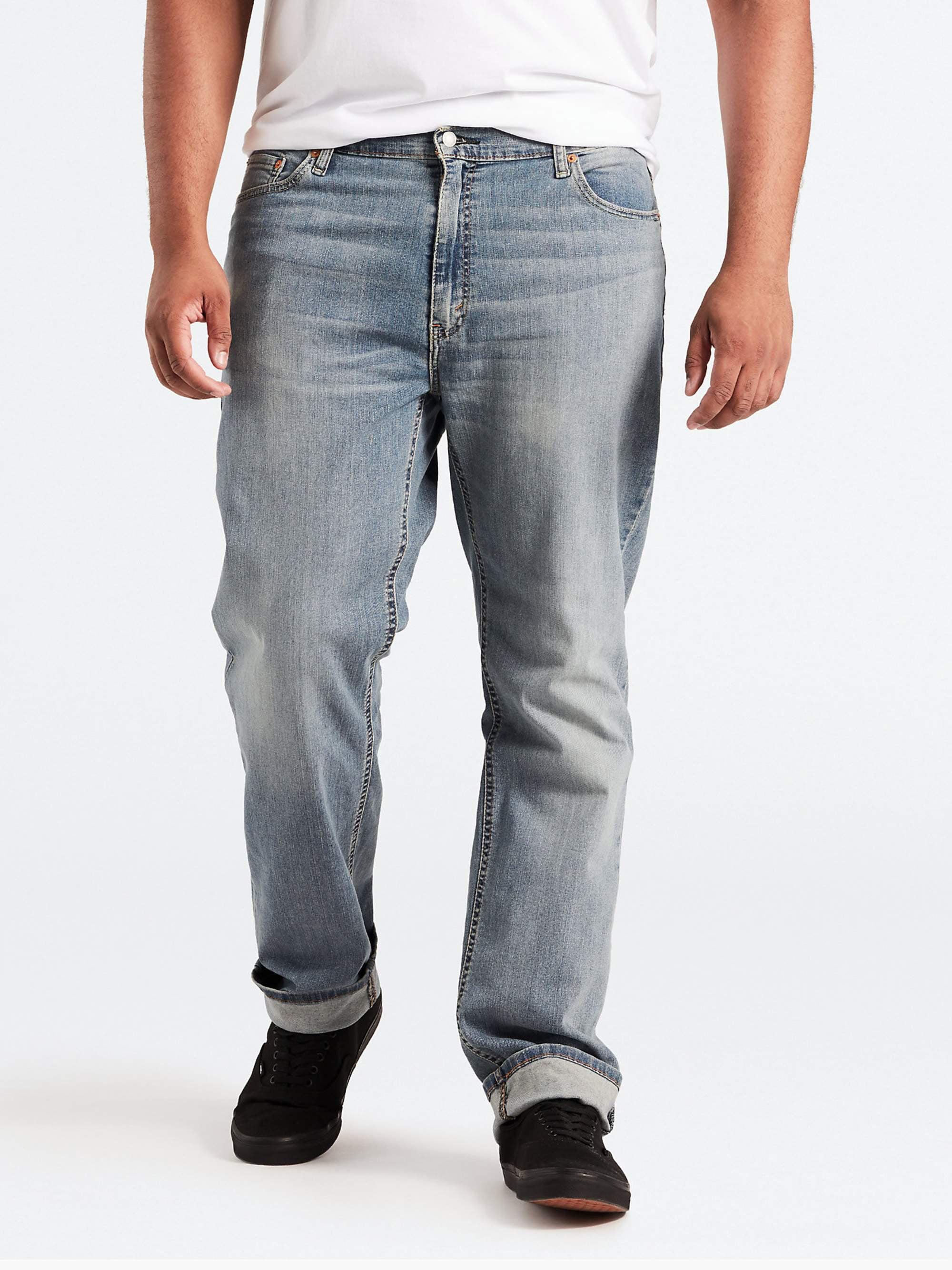 bd2019f055 Levi s - Levi s Men s Big   Tall 541 Athletic Fit Jeans - Walmart.com
