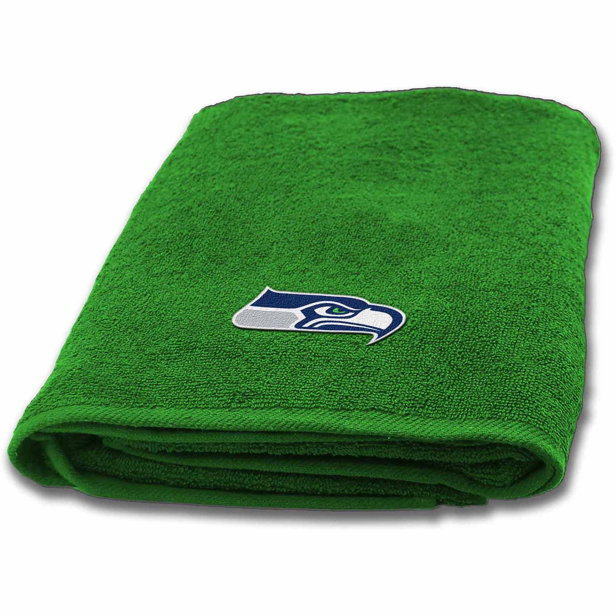 NFL Seattle Seahawks Decorative Bath Collection - Bath Towel