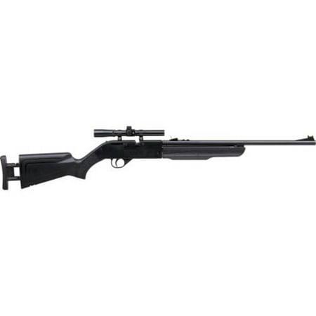 Crosman Recruit Adjustable Stock Air Rifle .177 Cal (50 Cal Semi Auto Rifle For Sale)