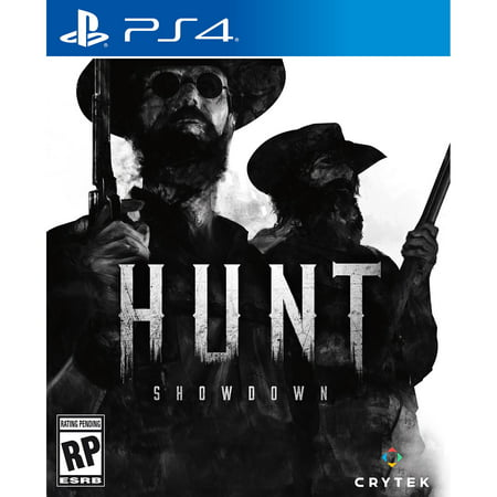Hunt Showdown, PlayStation 4, THQ-Nordic, 816819017111