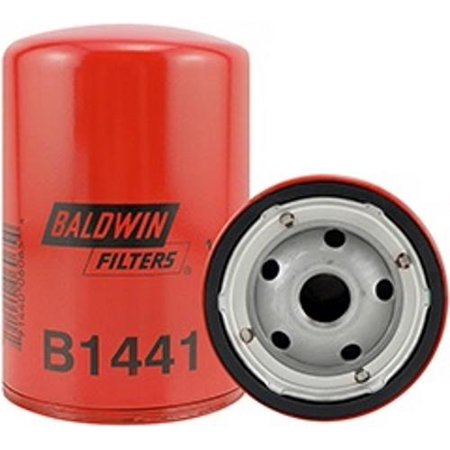 B1441 Baldwin Oil Filter  (Pack of (Baldwin Battery)