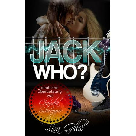 Jack Who? German Version - eBook (German Jack)