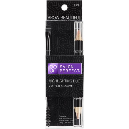 Salon perfect brow beautiful highlighting duo eyebrow for A perfect 10 salon