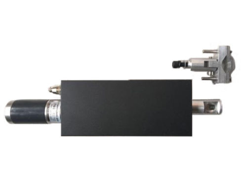 CNC Cutting Torch Holder Plasma Flame Cutting Machine Z-axis Lifter 100mm DC24V