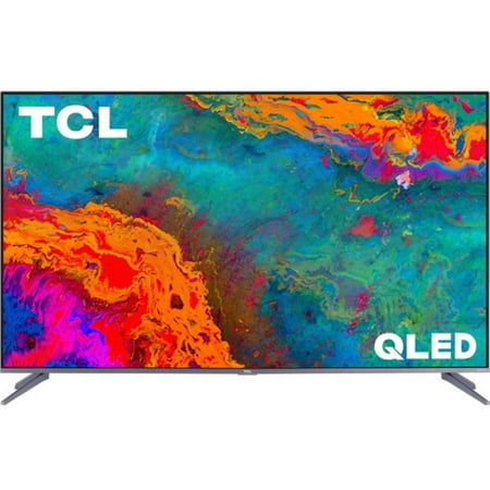 """TCL 65"""" Class 5-Series 4K UHD Dolby Vision HDR QLED Roku Smart TV - 65S535"""