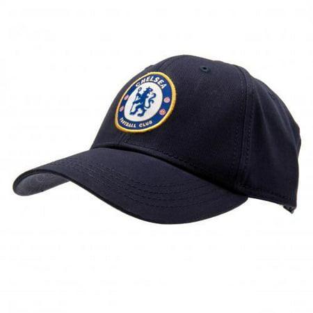 - Chelsea FC  - Crest Cap Navy