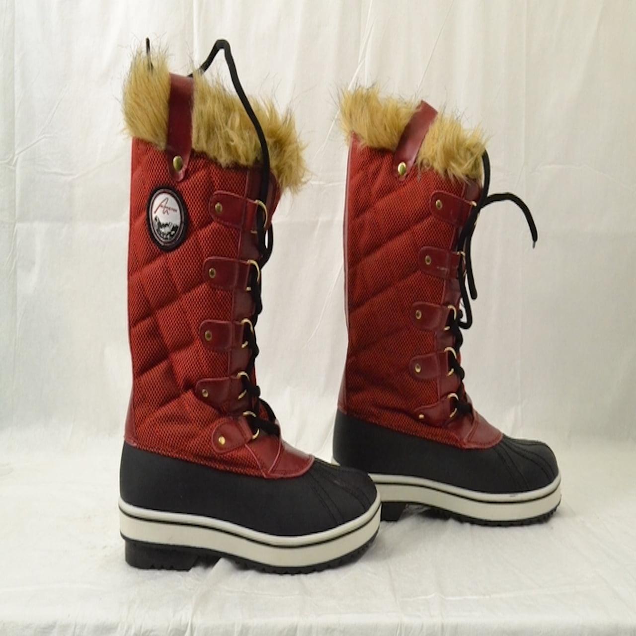 Waterproof Winter Snow Boots