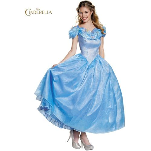 Adult Disney's Cinderella Movie Prestige Costume - Size XL