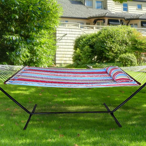 Freeport Park Ashlee Hammock with Stand