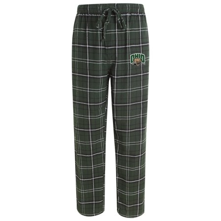 Ohio Bobcats Concepts Sport Ultimate Flannel Pajama Pants - Green