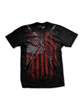 b2cb1947debce Product Image The Second Amendment T-shirt by Ranger Up, RTKBA, 2A with  American Flag