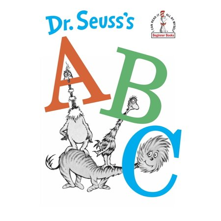 Dr. Seuss's ABC - eBook (Dr Seuss Super Stretchy Abc Game Instructions)