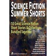 Science Fiction Summer Shorts - eBook