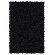 Mainstays Polyester Solid Textured Shag Area Rug and Runner Collection
