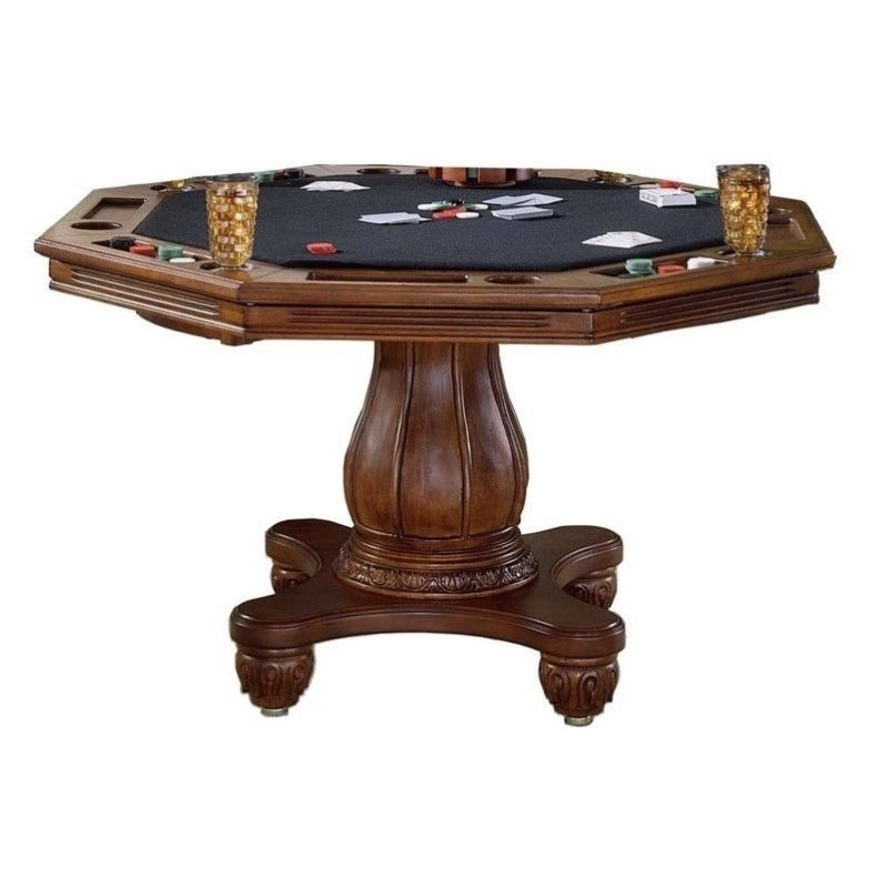 Bowery Hill Poker Table by Bowery Hill