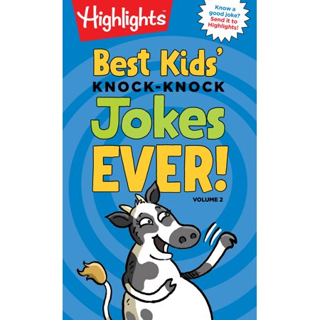 Best Kids' Knock-Knock Jokes Ever! Volume 2 (Best Halloween Joke)