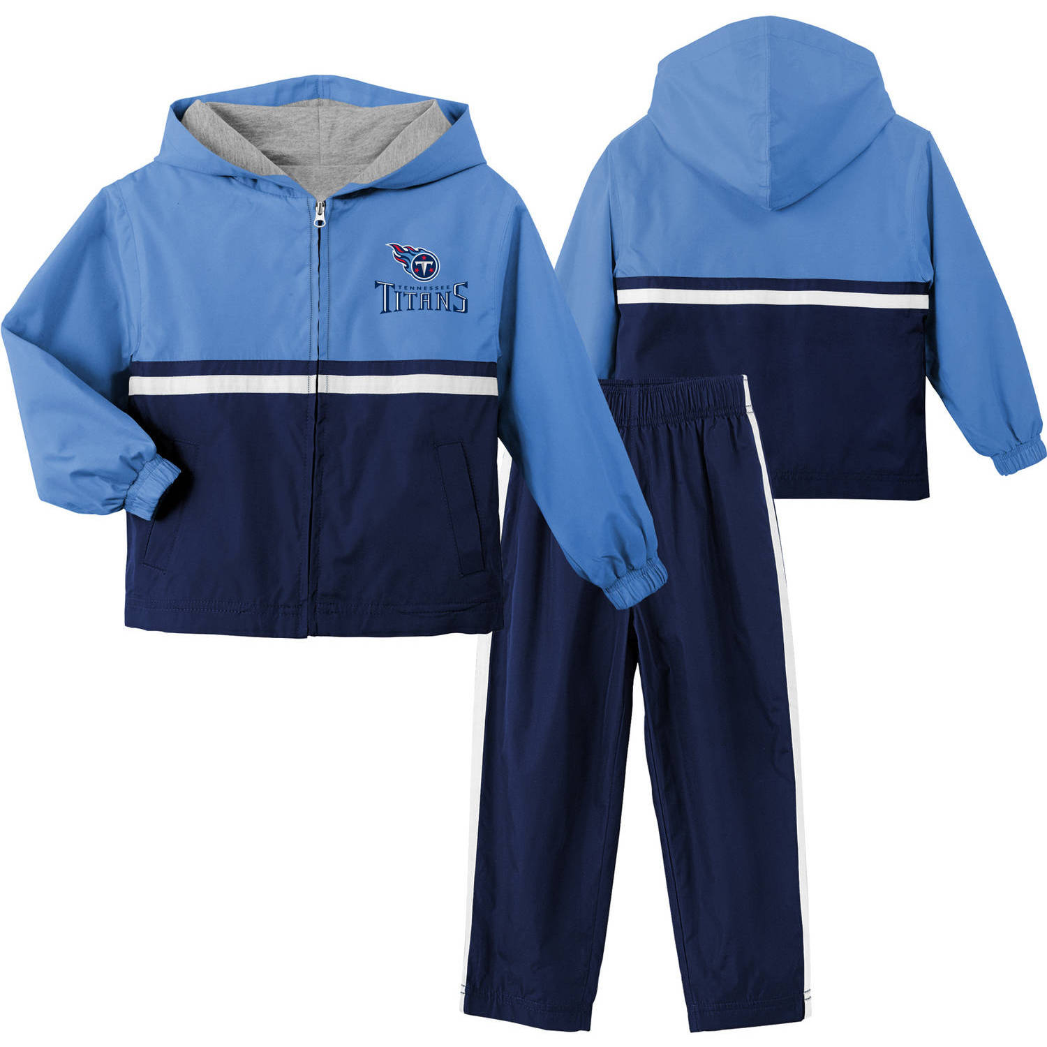 NFL Tennessee Titans Toddler Windsuit