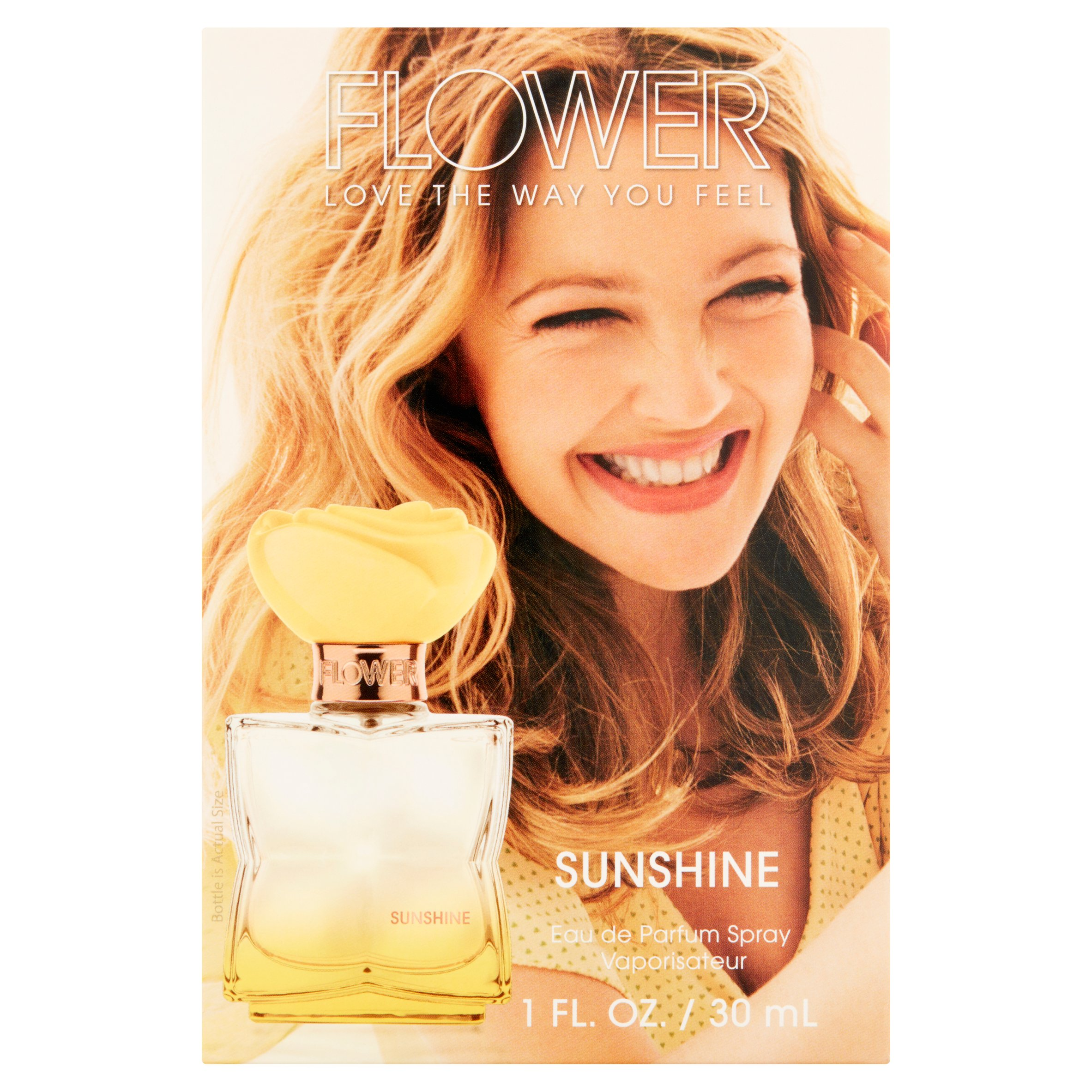 Flower Sunshine Eau de Parfum Spray, 1 fl oz