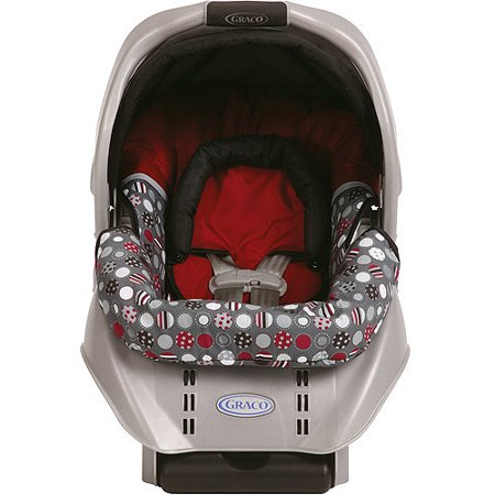Graco SnugRide Classic Connect Infant Car Seat, Dotastic - Walmart.com