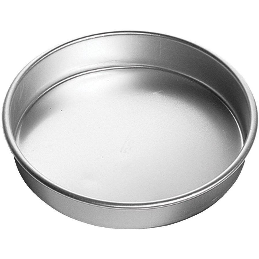 "Wilton Decorator Preferred 12""x3"" Cake Pan, Round 2105-6103"
