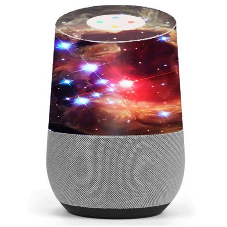 Skin Decal Vinyl Wrap For Google Home Stickers Skins Cover  Space Nebula