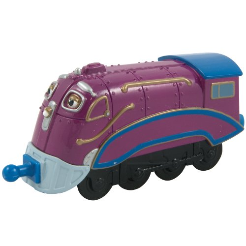 Chuggington Die-Cast Speedy McAllister Multi-Colored