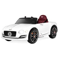 Best Choice Products 12V Kids Bentley Exp 12 Ride On Car W/ Remote Control, Foot Pedal, 2 Speeds, Headlights, Aux