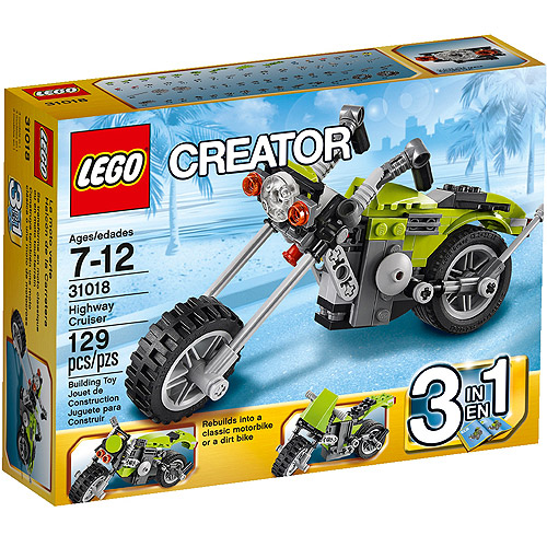 LEGO Creator Highway Cruiser Building Set
