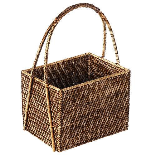 Eco Displayware Eco-Friendly Large Magazine Basket
