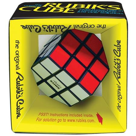 Winning Moves The Original Rubiks Cube Walmart