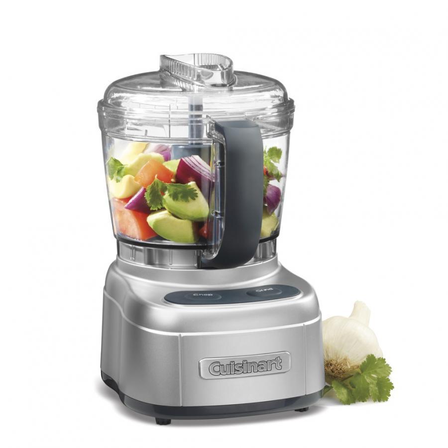Cuisinart Food Processors Elemental 4-Cup Chopper/Grinder