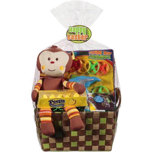 Flying Dish Launcher Easter Basket