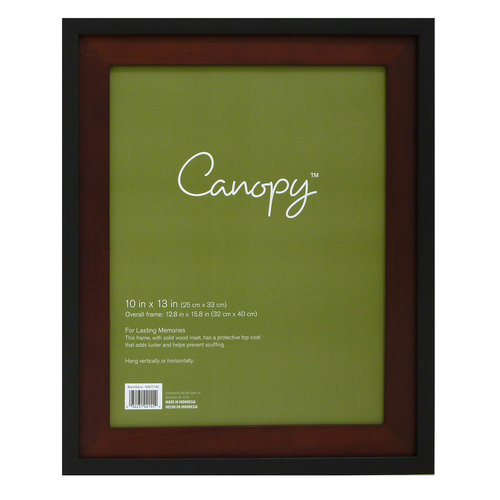 Canopy 2-Tone Picture Frame, 10 x 13