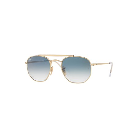 Ray-Ban Unisex RB3648 Marshall Sunglasses, 51mm (Sonnenbrillen Ray Ban Billig)