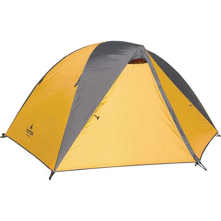TETON Sports Mountain Ultra 4 Tent with Footprint (Backpacking Tent Teton)