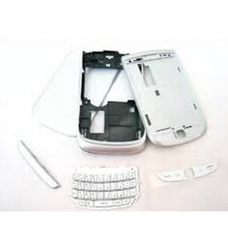 Blackberry Torch 9800 Replacement Housing Frame Cover - Silver - image 1 of 1